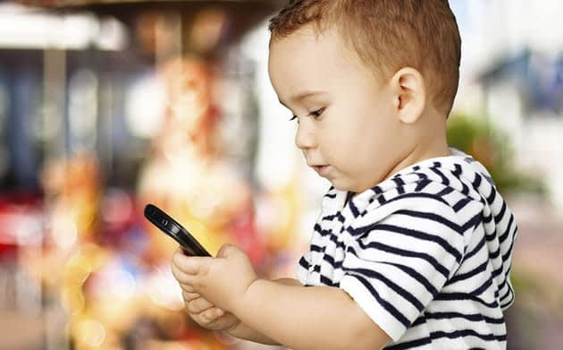 mobile web user