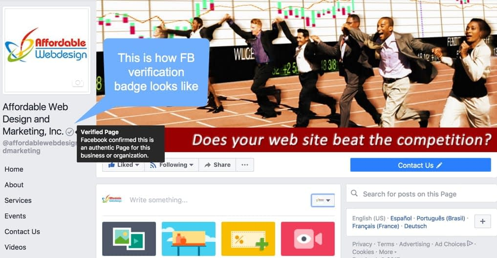 facebook-verification-badge