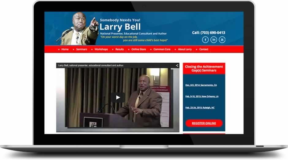 web-design-portfolio-larry-bell